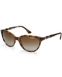 Vogue Eyewear Sunglasses Vo2894sb Tortoise Brown Grad Pol