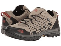 The North Face Storm Iii Wp Dune Beige Arabian Spice Men's Shoes Brown