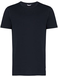 Reigning Champ Classic Short Sleeve T Shirt Blue