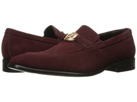 Stacy Adams Mandell Oxblood Suede Men's Shoes Burgundy