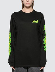 Ripndip Feud Long Sleeve T Shirt Black