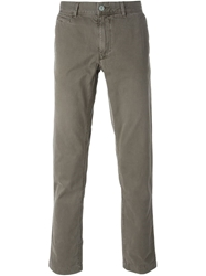 Woolrich Chino Trousers Brown