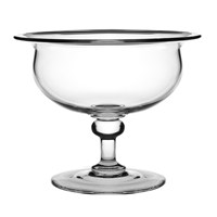 William Yeoward Classic Footed Centrepiece 27Cm
