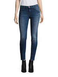 J Brand 620 Frayed Super Skinny Jeans Gone