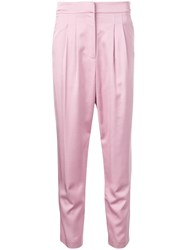 A.L.C. Tapered Trousers Pink