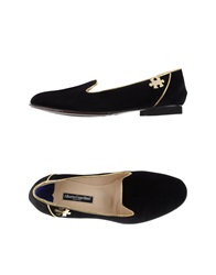 Alberto Guardiani Moccasins Black