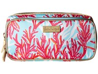 Lilly Pulitzer Make It Cosmetic Case Breakwater Blue Underwater Escape Cosmetic Case Pink
