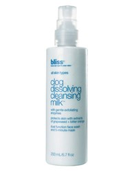 Bliss Clog Dissolving Cleansing Milk No Color