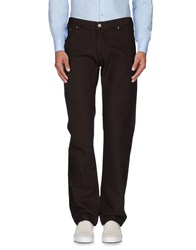 Piombo Trousers Casual Trousers Men Dark Blue