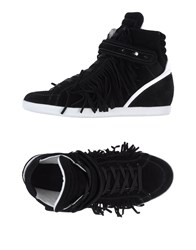 Barbara Bui Footwear High Tops And Trainers Women Black