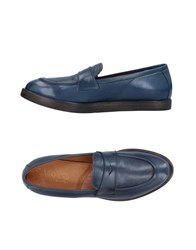 Shoto Loafers Blue