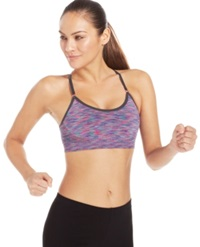 Ideology Space Dyed Seamless Low Impact Sports Bra