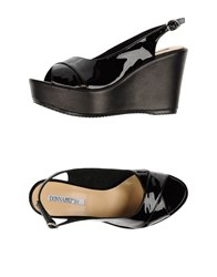 Donna Piu Footwear Sandals Women Black