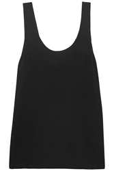 Equipment Kaylen Washed Silk Tank