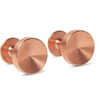 Alice Made This Alexander Copper Cufflinks Copper