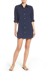 Tommy Bahama Women's Cotton Cover Up Shirt