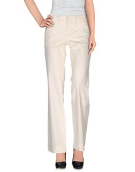 Murphy And Nye Casual Pants Ivory