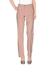 Xandres Trousers Casual Trousers Women Light Pink