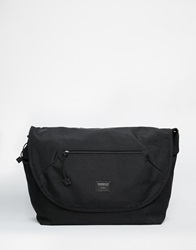 Sandqvist Raoul Messenger Bag Black