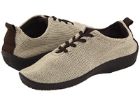 Arcopedico Ls Beige Women's Lace Up Casual Shoes