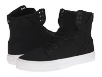 Supra Skytop D Black Canvas Women's Skate Shoes