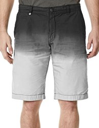 Buffalo David Bitton Ombre Shorts Grey