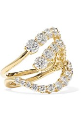 Melissa Kaye Aria Skye 18 Karat Gold Diamond Ring 6
