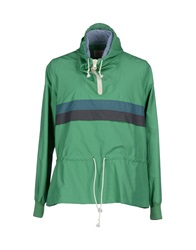 Band Of Outsiders Jackets Green