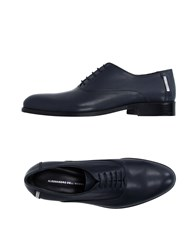 Alessandro Dell'acqua Footwear Lace Up Shoes Men Lead