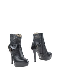 Norma J.Baker Footwear Ankle Boots Women Black