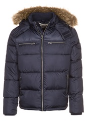 Kaporal Labah Winter Jacket Bluni Dark Blue