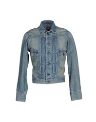 Bikkembergs Denim Denim Outerwear Men