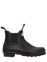 Hunter Original Chelsea Two Tone Rubber Boots