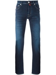 Jacob Cohen Stretched Skinny Jeans Blue