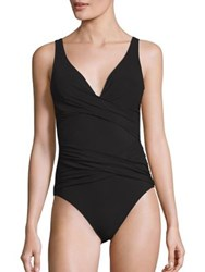 Shan Must Have One Piece Bathing Suit Onyx