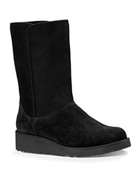 Ugg Australia Amie Slim Mid Shaft Wedge Boots
