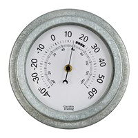 Garden Trading Galvanised Steel St Ives Thermometer
