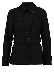 Banana Republic Melton Summer Jacket Black