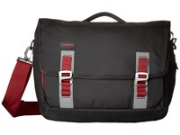 Timbuk2 Command Messenger Small Black Red Devil Messenger Bags