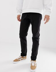 Weekday Tall Sunday Tapered Jeans Tuned Black