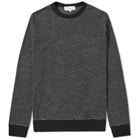 Ymc Endless Summer Crew Sweat Black