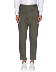 Daniele Alessandrini Trousers Casual Trousers Men Black