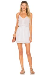 Amuse Society Morning Light Dress White