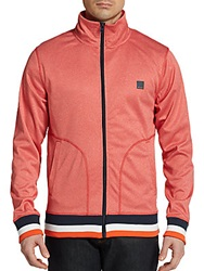Bench Track Jacket Coral
