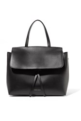 Mansur Gavriel Lady Mini Leather Tote Black