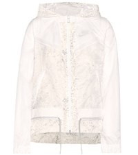 Nike Windrunner Splatter Jacket White