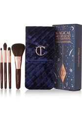 Charlotte Tilbury Magical Mini Brush Set One Size Colorless