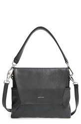 Matt And Nat 'Minka' Faux Leather Shoulder Bag Black