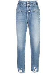 Closed Pedal Jeans Blue