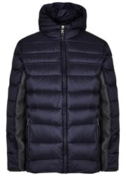 Pajar Abraham Navy Quilted Shell Jacket